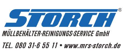 Müllbehälter-Reinigungs-Service-Storch GmbH